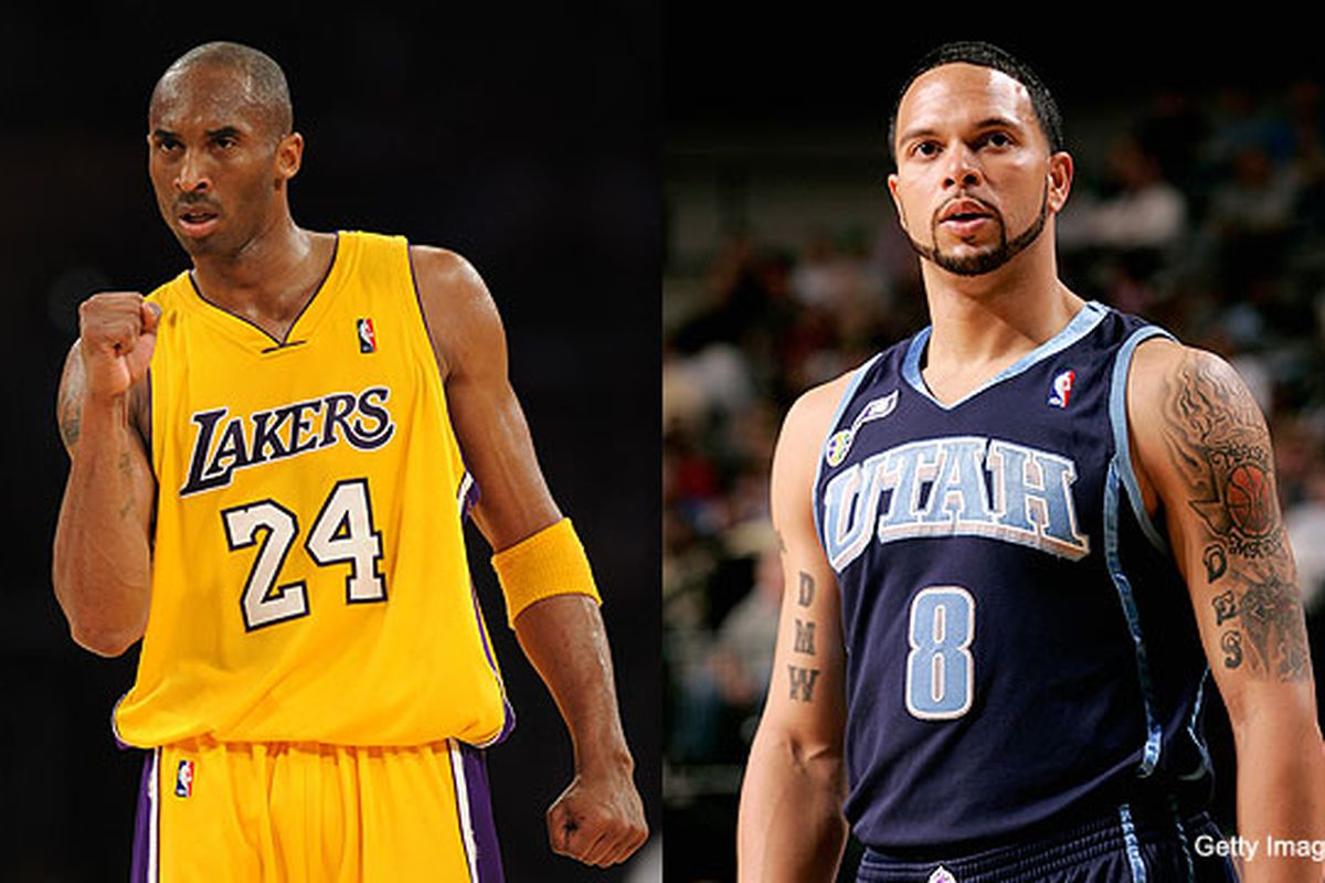How far can Deron Williams push Kobe and crew before the Lakers overwhelm the Jazz?