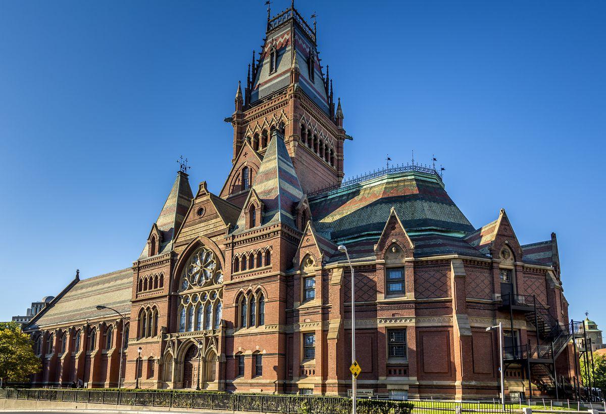 Harvard again