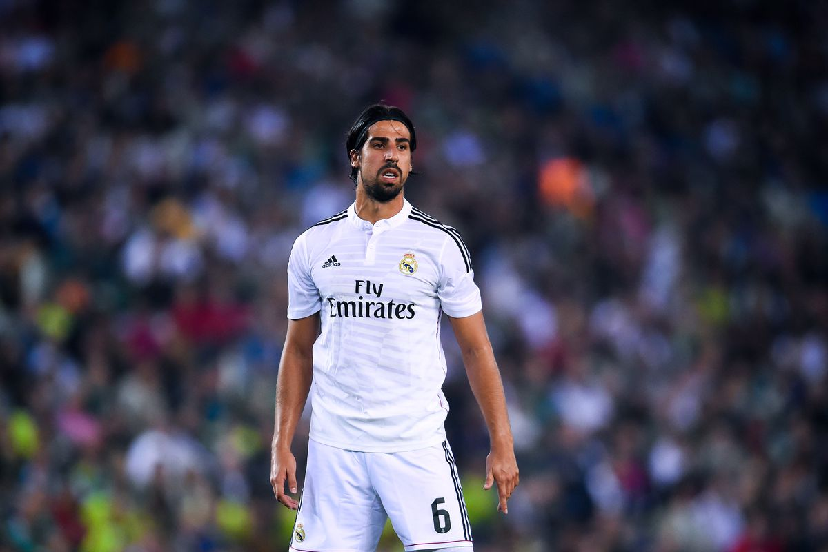The Rise And Fall Of Sami Khedira In Madrid - Managing Madrid