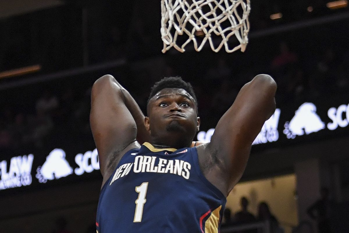 NBA: Preseason-New Orleans Pelicans at Atlanta Hawks