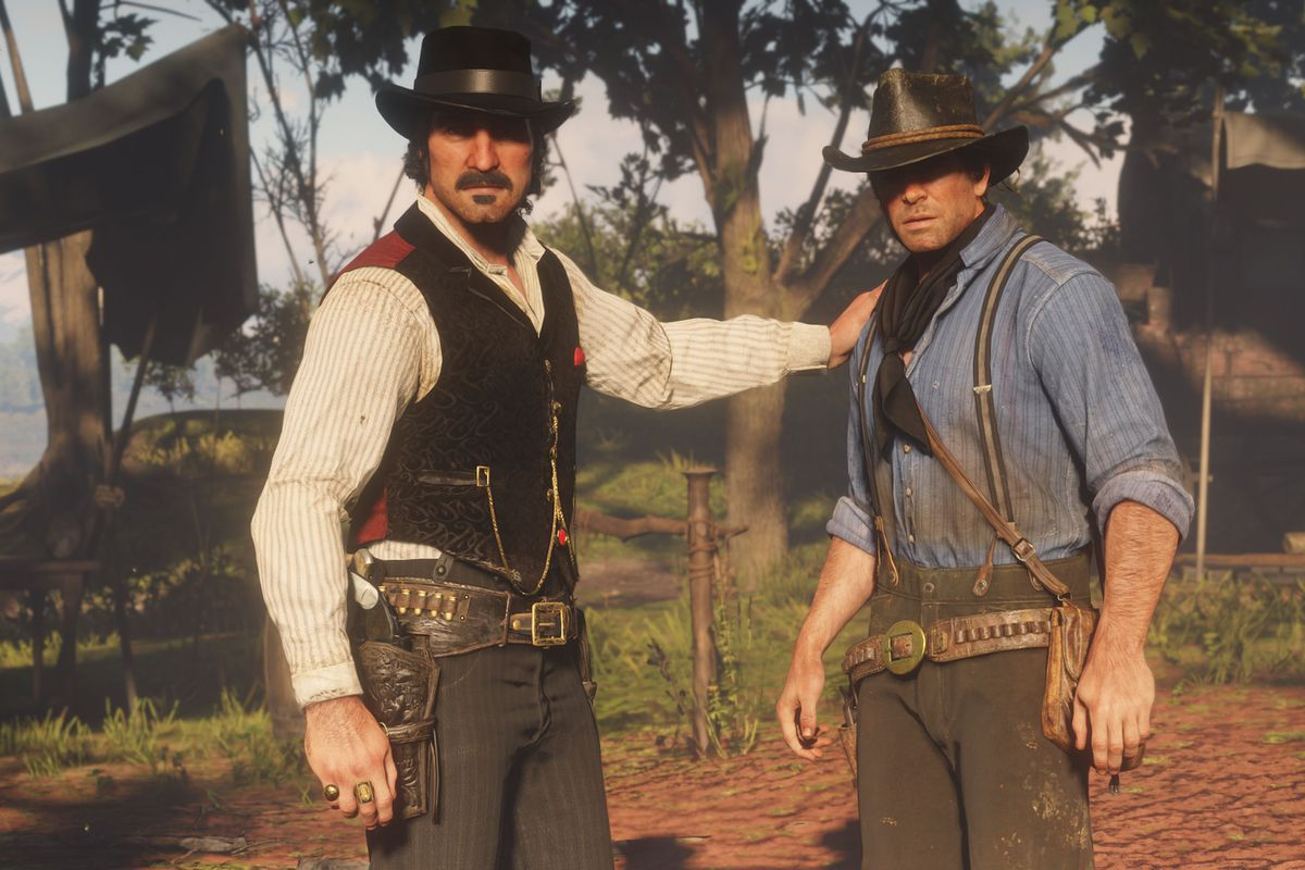 Red Dead Redemption 2 S Epilogue Works Where The Main Story