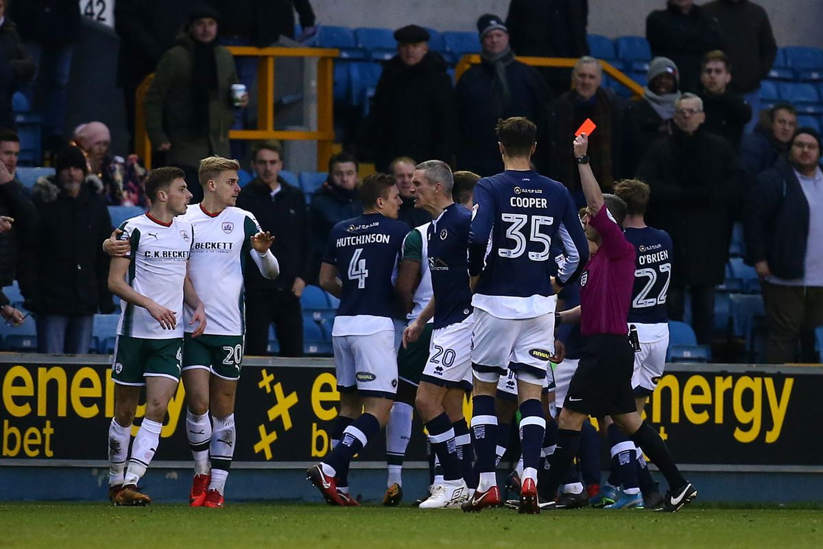 Millwall v Barnsley - The Emirates FA Cup Third Round