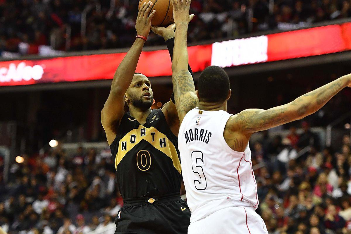 Game thread: Toronto Raptors at Washington Wizards