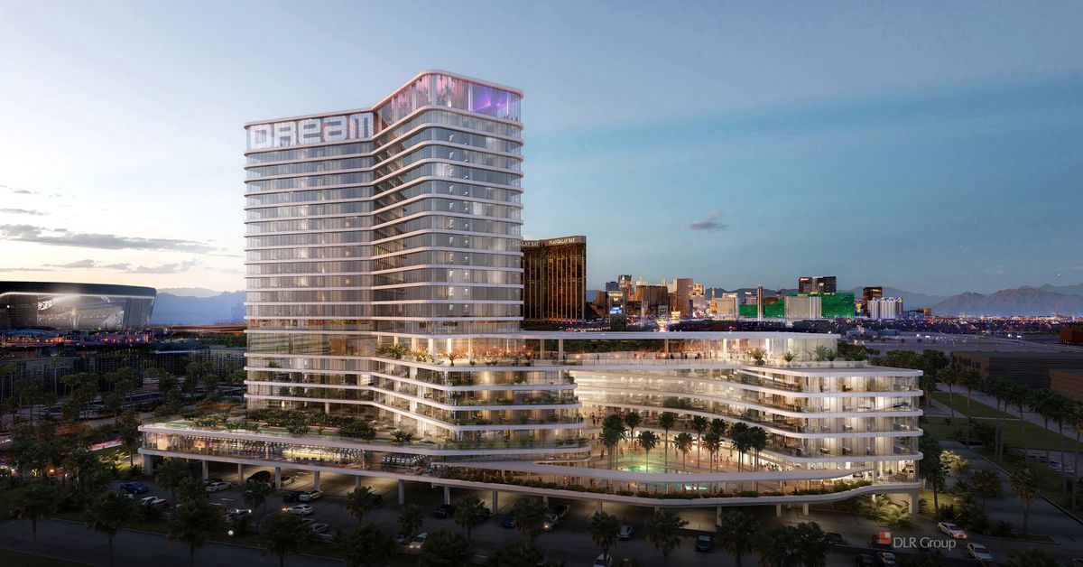 Dream Hotel Plans Restaurants and Nightlife on the South End of the Strip