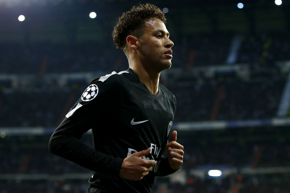 sports shoes f2ecd da872 Neymar available? He won't head to the Bernabeu - Managing ...