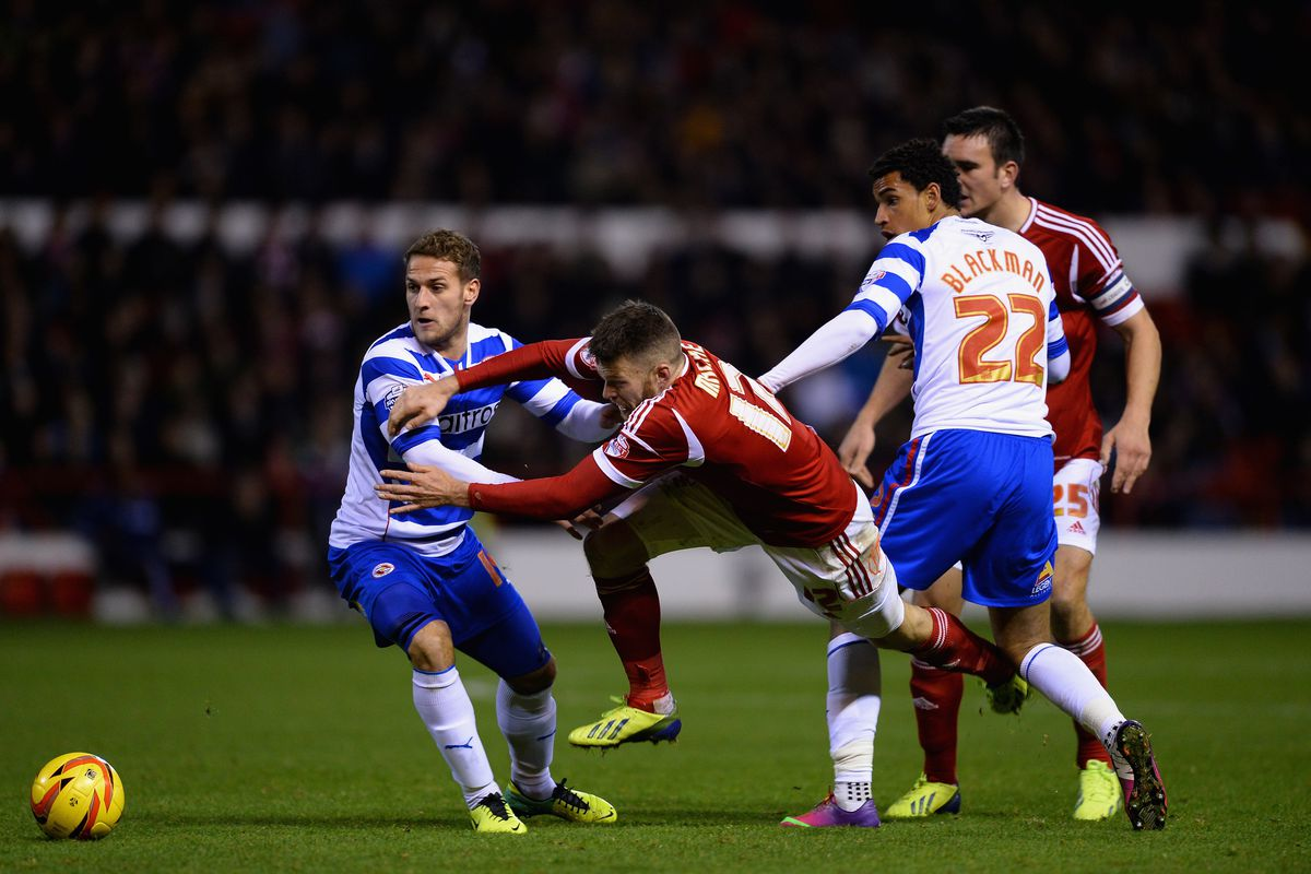Mackie in action against the Royals last season
