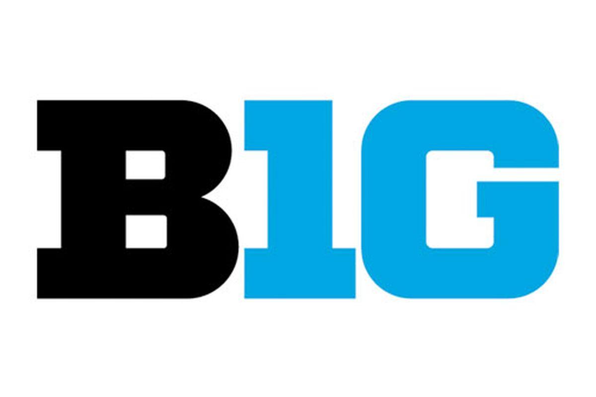 Big life, big stage, big logo.