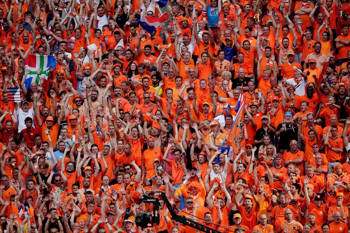 Holland v Czech Republic -EURO