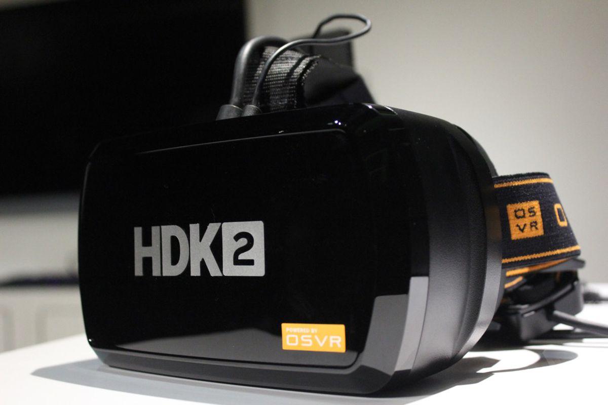 OSVR HDK 2 Hands-on E3 2016