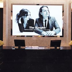 <i>Starting tomorrow, The Kooples LA is open Monday through Saturday from 10am to 8pm, and Sunday from 12 to 6pm.</i>