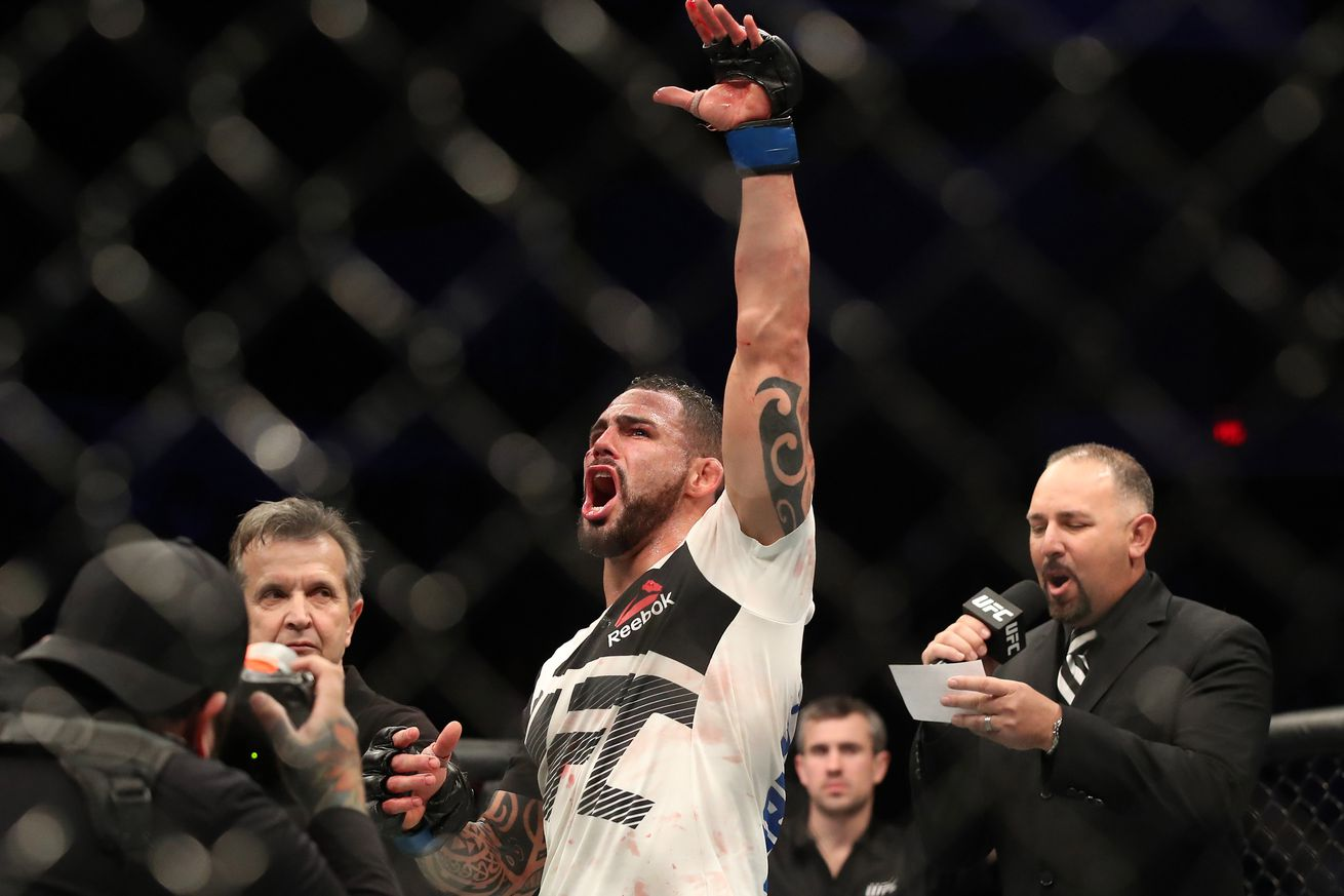 community news, Santiago Ponzinibbio ices Gunnar Nelson in the first