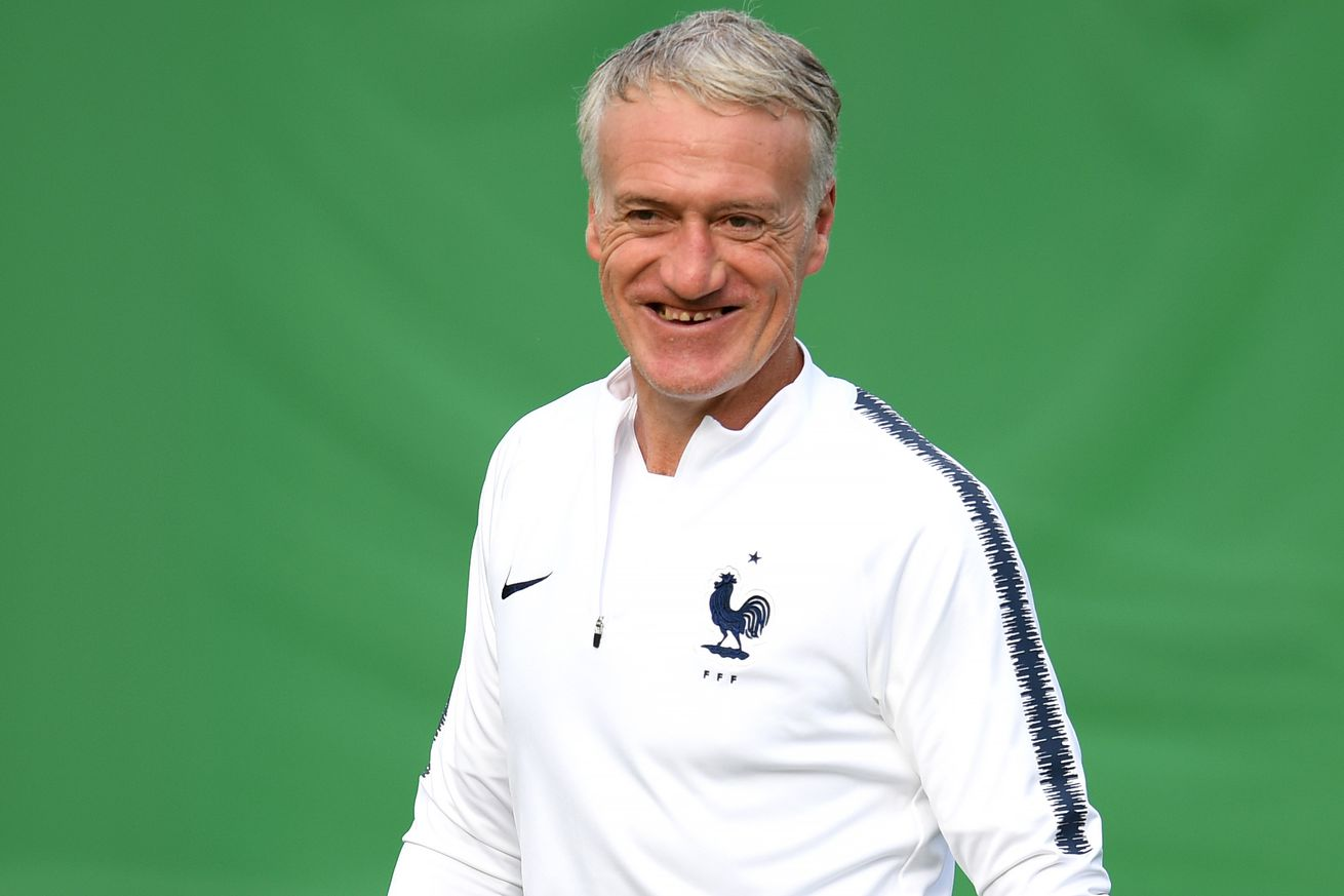 Didier Deschamps is the latest name linked to Juventus if Max Allegri leaves