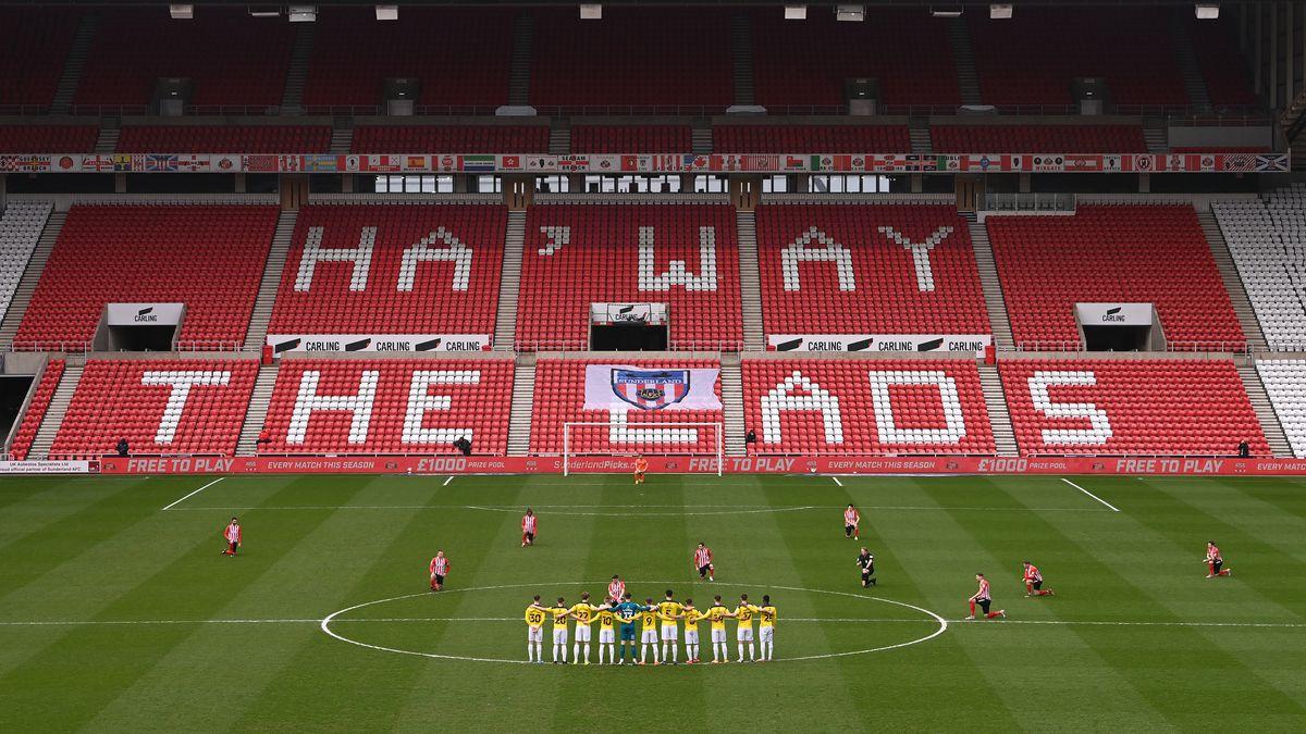 Sunderland v Oxford United - Sky Bet League One