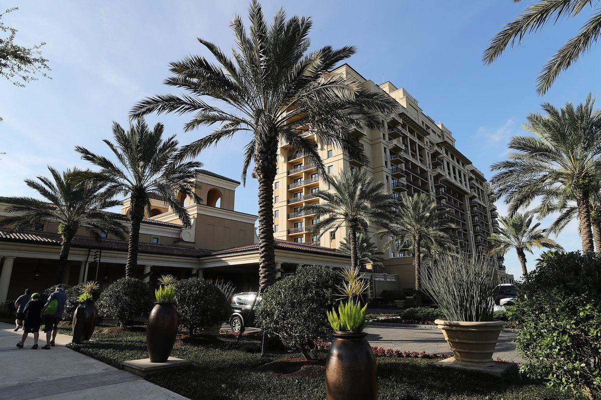 Four Seasons Resort's $15,000-a-night suite helps set Orlando's only 5 Diamond hotel apart