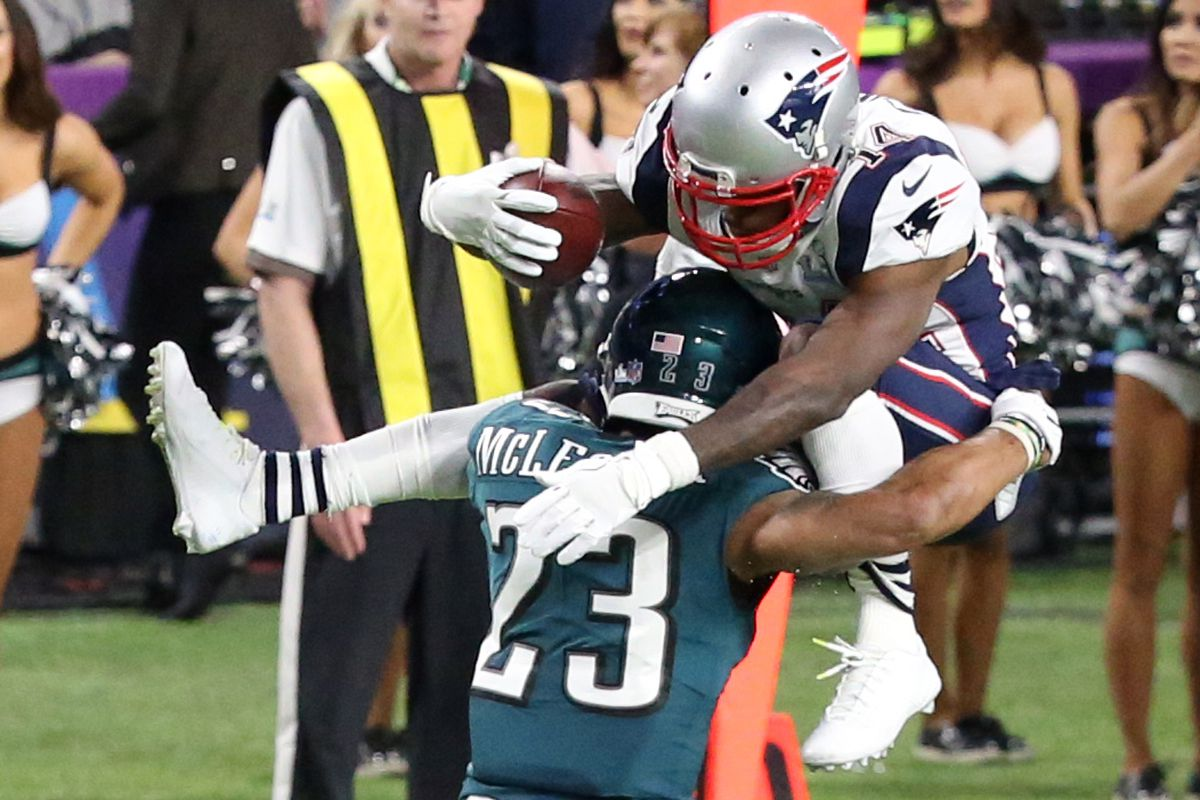 2b88b29ad Eagles reportedly saved a big chunk of cap space with Rodney McLeod s  reworked contract - Bleeding Green Nation