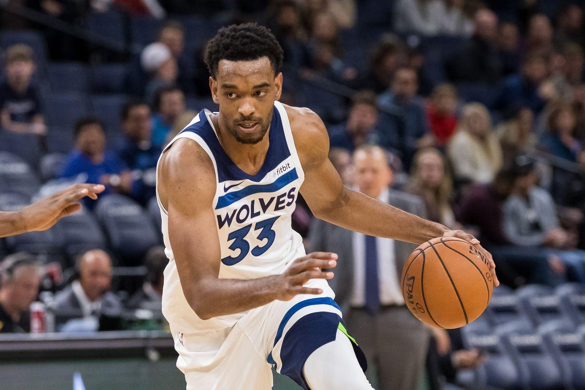 NBA: Preseason-Oklahoma City Thunder at Minnesota Timberwolves