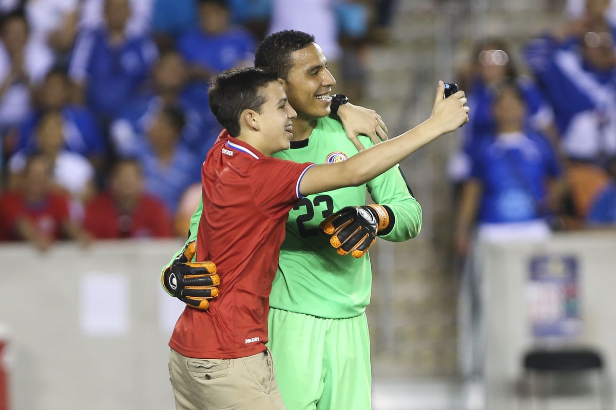 Everybody is having fun at the Gold Cup, except Canada - and maybe Cuba
