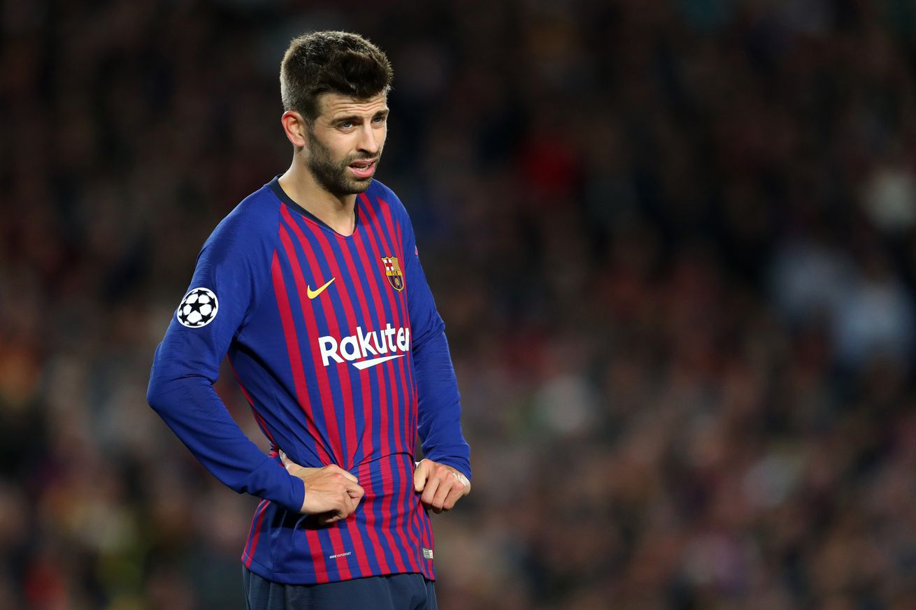 Pique responds to criticisms of Barcelona?s playing style