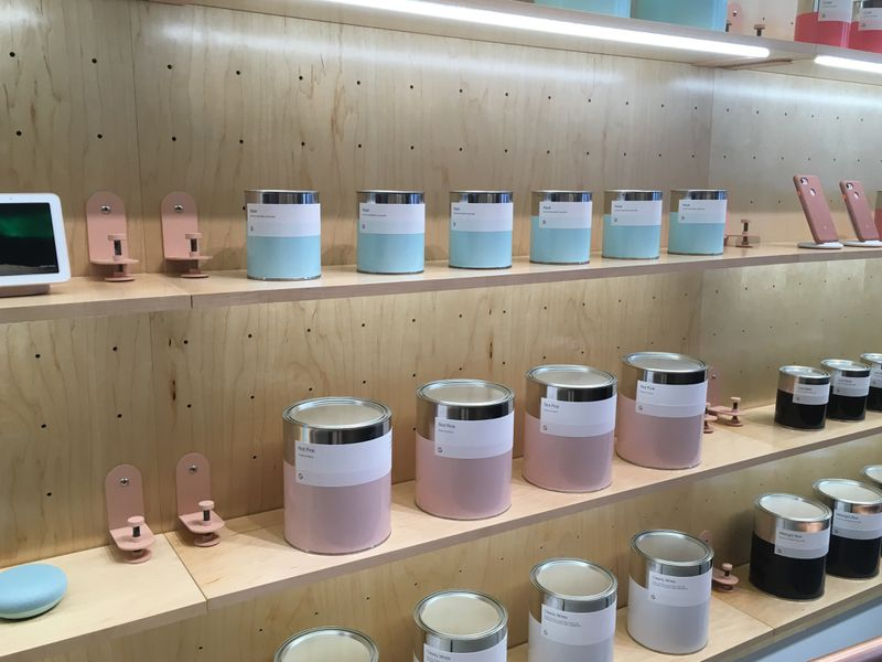 IMG_0120 Why Google wants to sell its gadgets in Goop stores