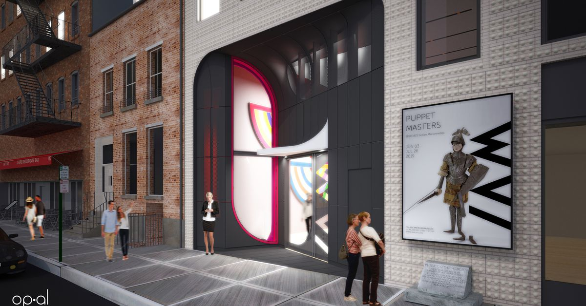 First look at Little Italy's revamped Italian American Museum