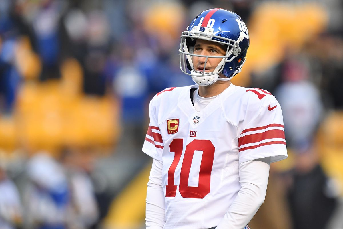 a089154b0 Eli Manning benched  Giants QB will find a way forward. He always ...