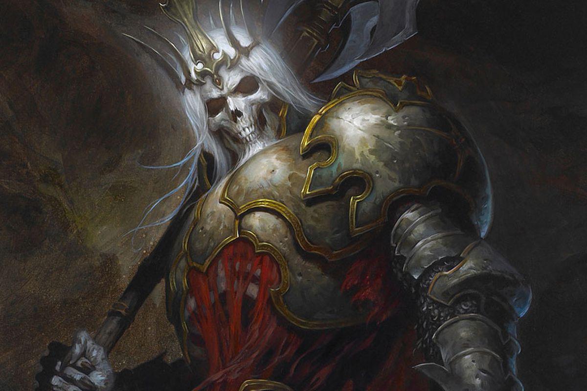 Diablo 3 - Skeleton King