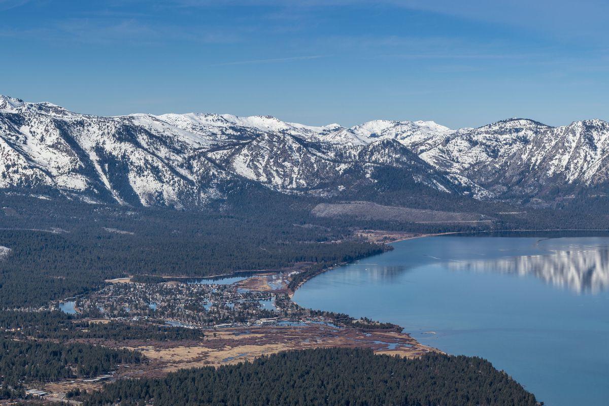 Sierra Drought Worries Return Following Dry Winter
