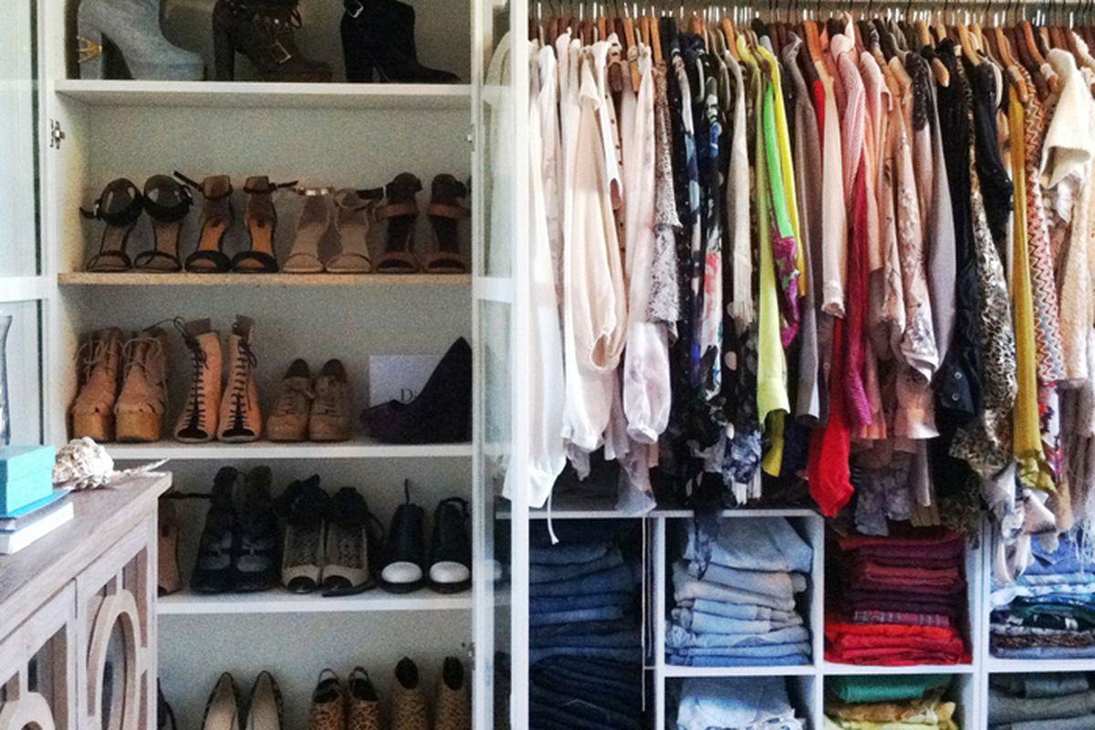 """Image via <a href=""""http://songofstyle.blogspot.com/2012/07/major-closet-inspiration_19.html"""">Song of Style</a>"""