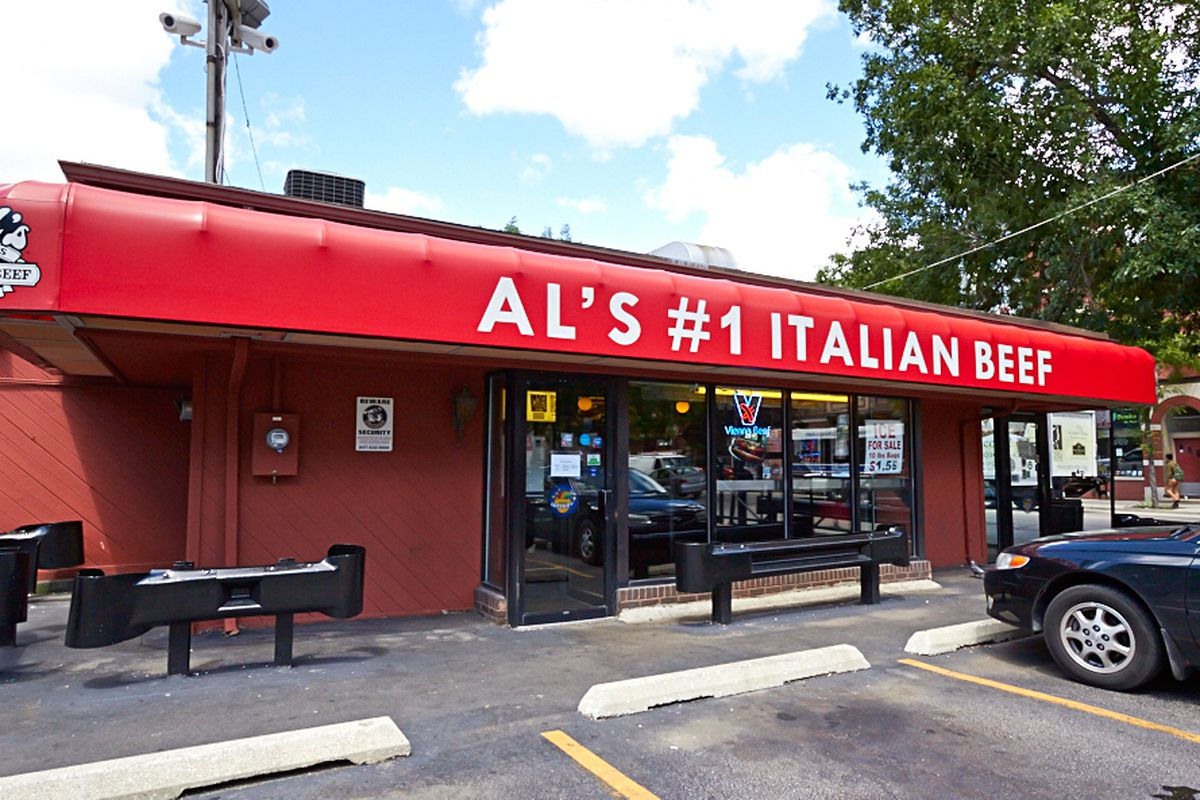 An Al's location in Chicago.