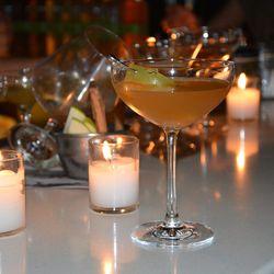 Thrasher's Inspired by Pok Pok cocktail.