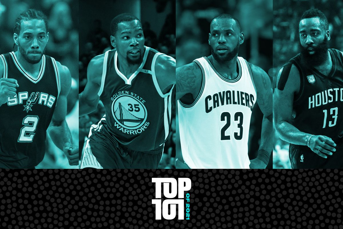 Best Basketball Players 2021 NBA player rankings: Who will be the 101 best players in 4 years