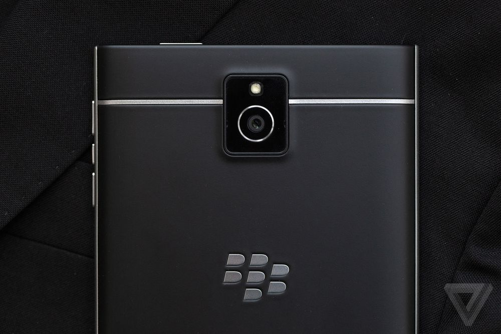 BlackBerry Passport review | The Verge