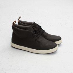 "Clarks Sportswear Tanner Mid (Black), <a href=""http://shop.cncpts.com/products/clarks-sportswear-tanner-mid-black"">$120</a>"