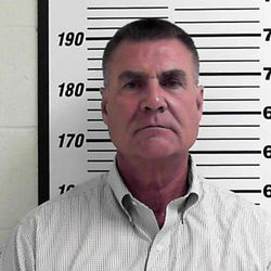 Curtis DeYoung, 60, was sentenced to 10 years in prison on Tuesday, Nov. 22, 2016, for stealing $25 million in retirement funds through his company, American Pension Services.
