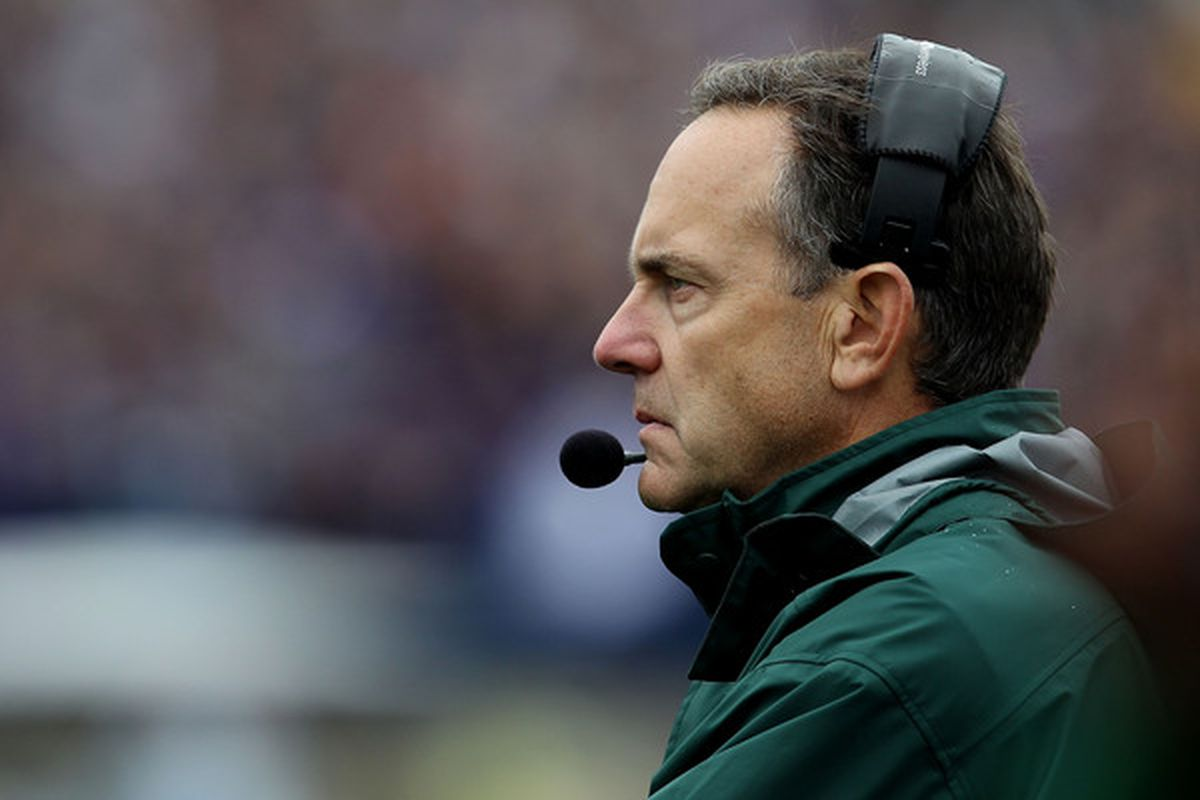 The dead eyes of the Dantonio-bot seek only your destruction, puny flesh-bag. (Photo by Jonathan Daniel/Getty Images)