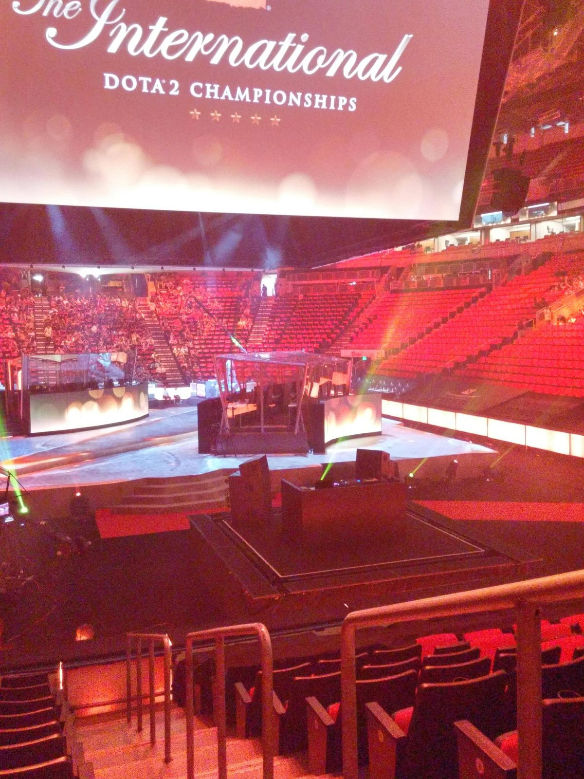deadmau5 stage international