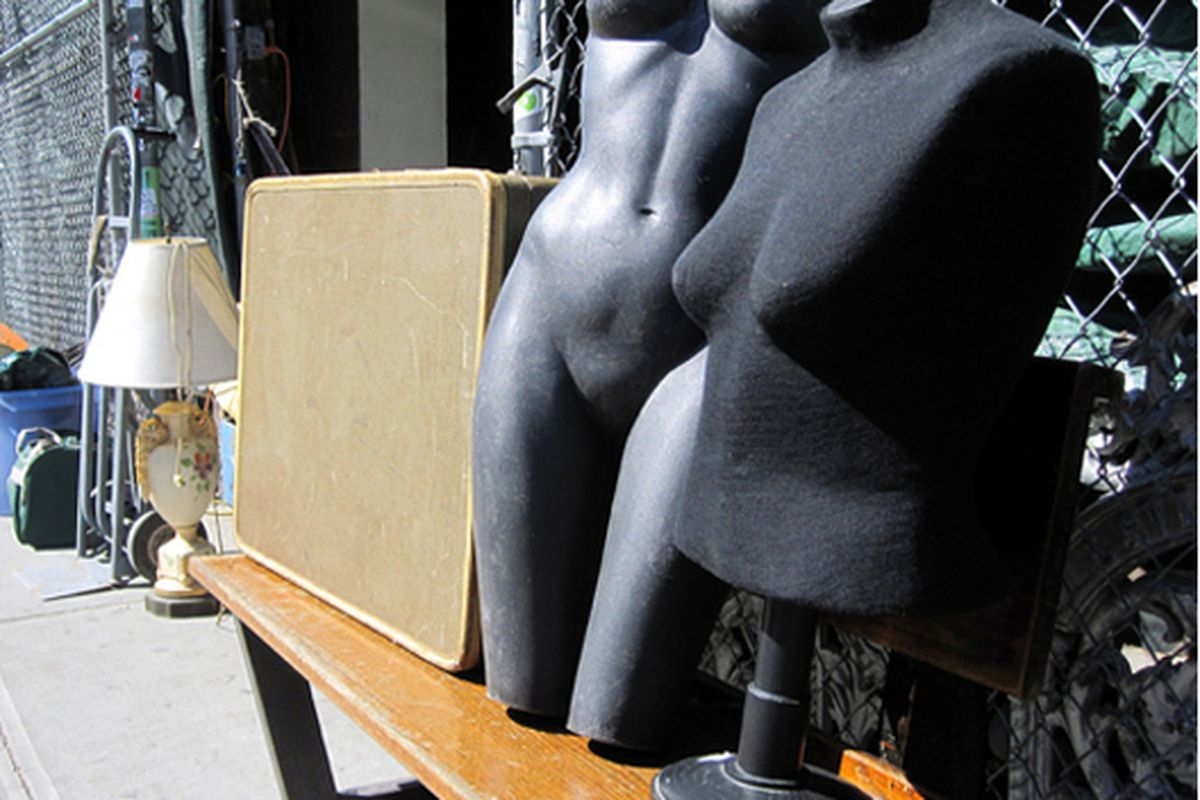 """Torsos for sale via <a href=""""http://www.flickr.com/photos/michellerick/5642703330/in/pool-312691@N20/"""">Michelle Rick</a>/Racked Flickr Pool. Want to contribute? Join <a href=""""http://www.flickr.com/groups/rackedny/pool/with/5642703330/"""">here</a>."""
