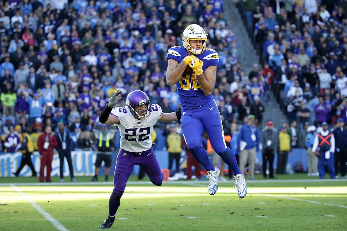 Minnesota Vikings vLos Angeles Chargers