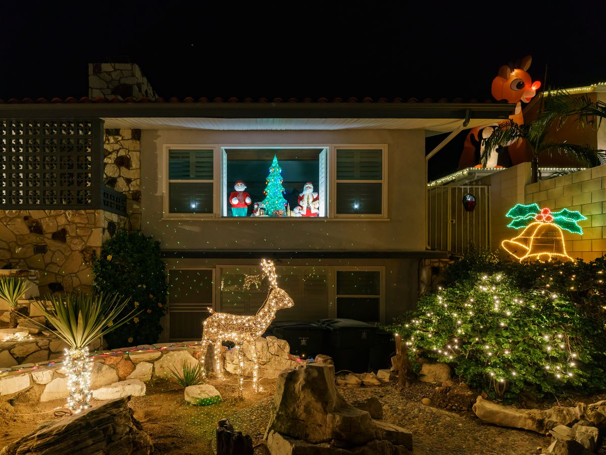 Hastings Ranch Christmas Lights 2020 Christmas lights: The best displays from Torrance to Hastings