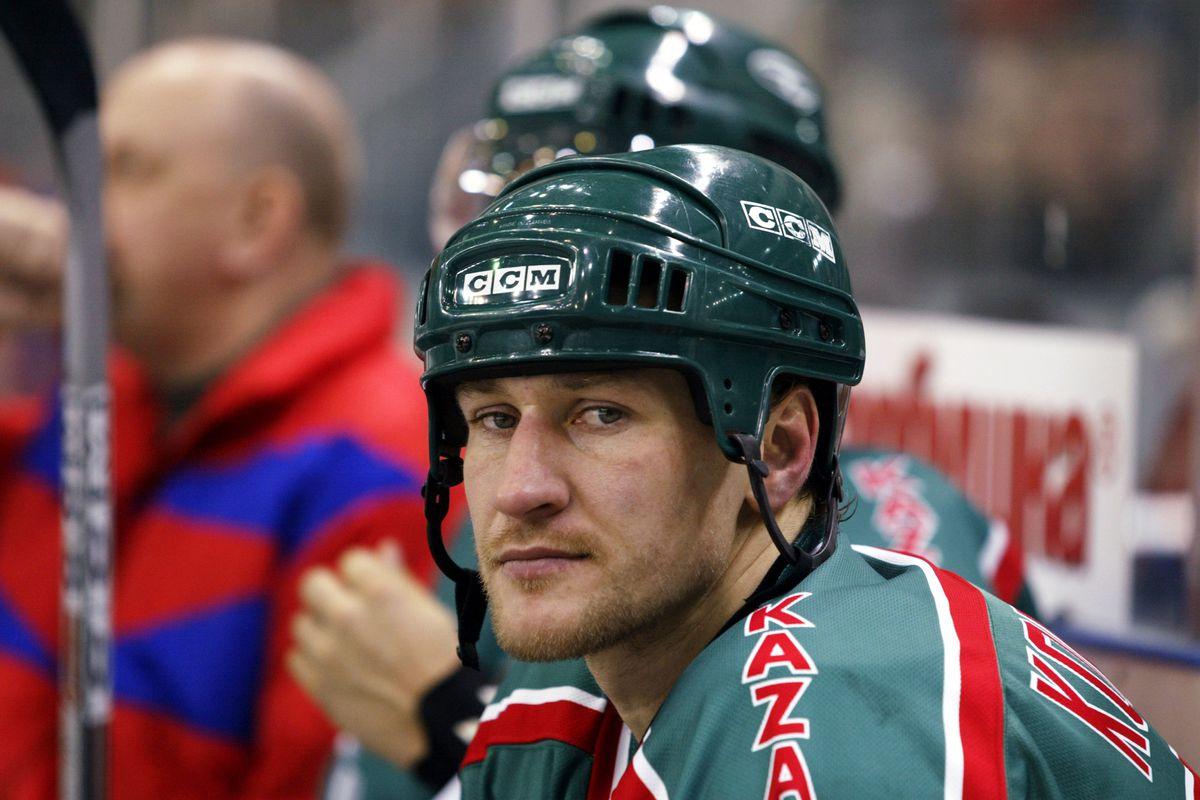 CSKA Moscow v AK Bars Kazan