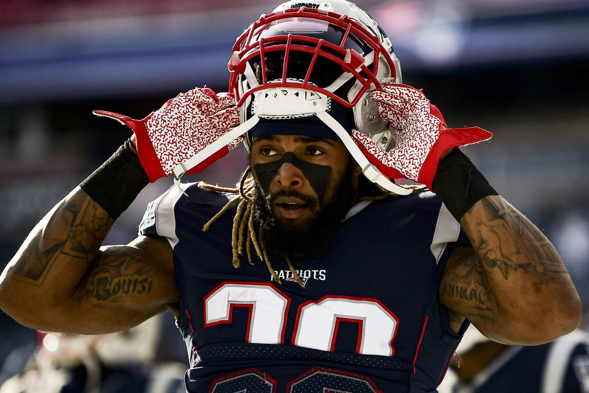 Patriots RB Brandon Bolden plans to continue his career in 2021 ...