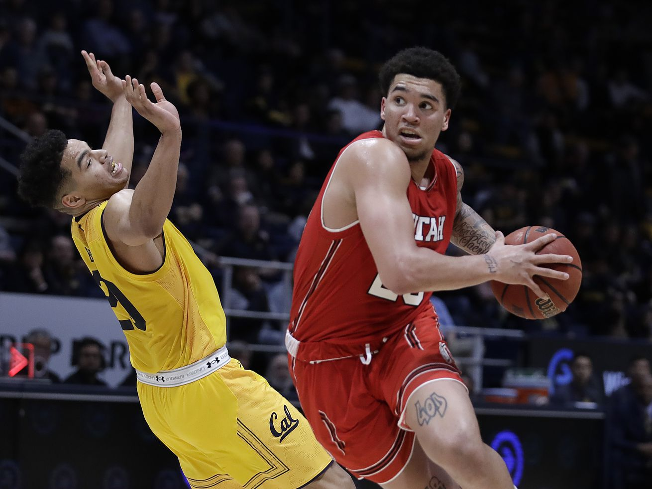 Texas Longhorns land highly sought-after Utah transfer Timmy Allen, a two-time all-Pac-12 selection and the Utes' leading scorer