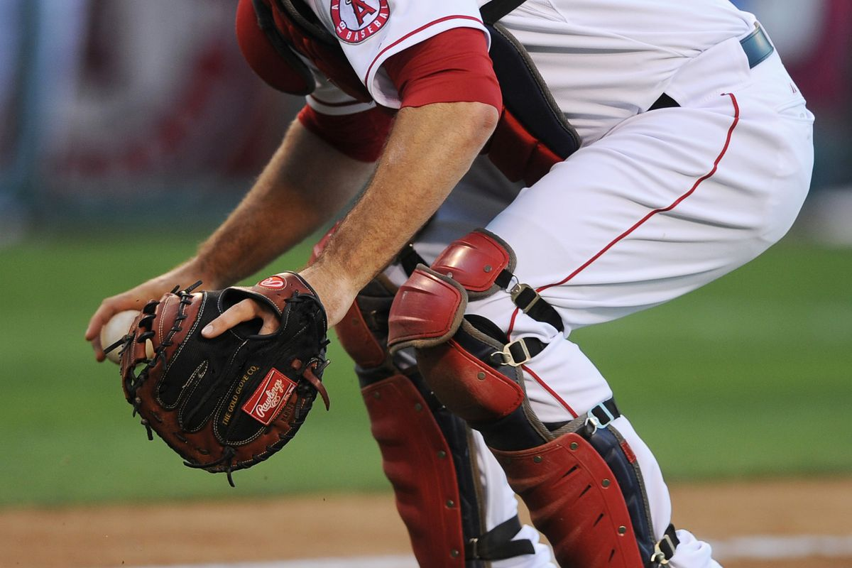 Chris Iannetta is killing any chance the Angels have of making the playoffs.