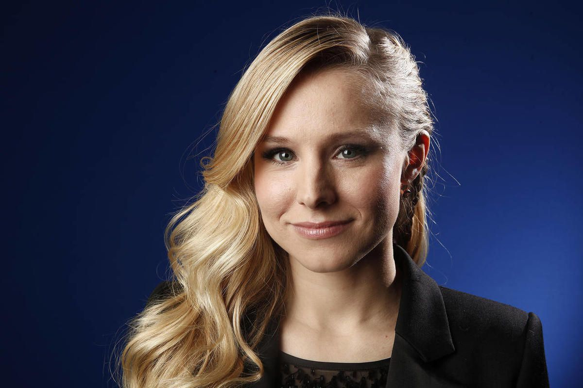 """FILE - This Jan. 6, 2012 file photo shows actress Kristen Bell in New York. Target is releasing an episodic series of short films starring Kristen Bell and Nia Long and everything on screen is for sale. The company unveiled the three episodes of """"Falling"""