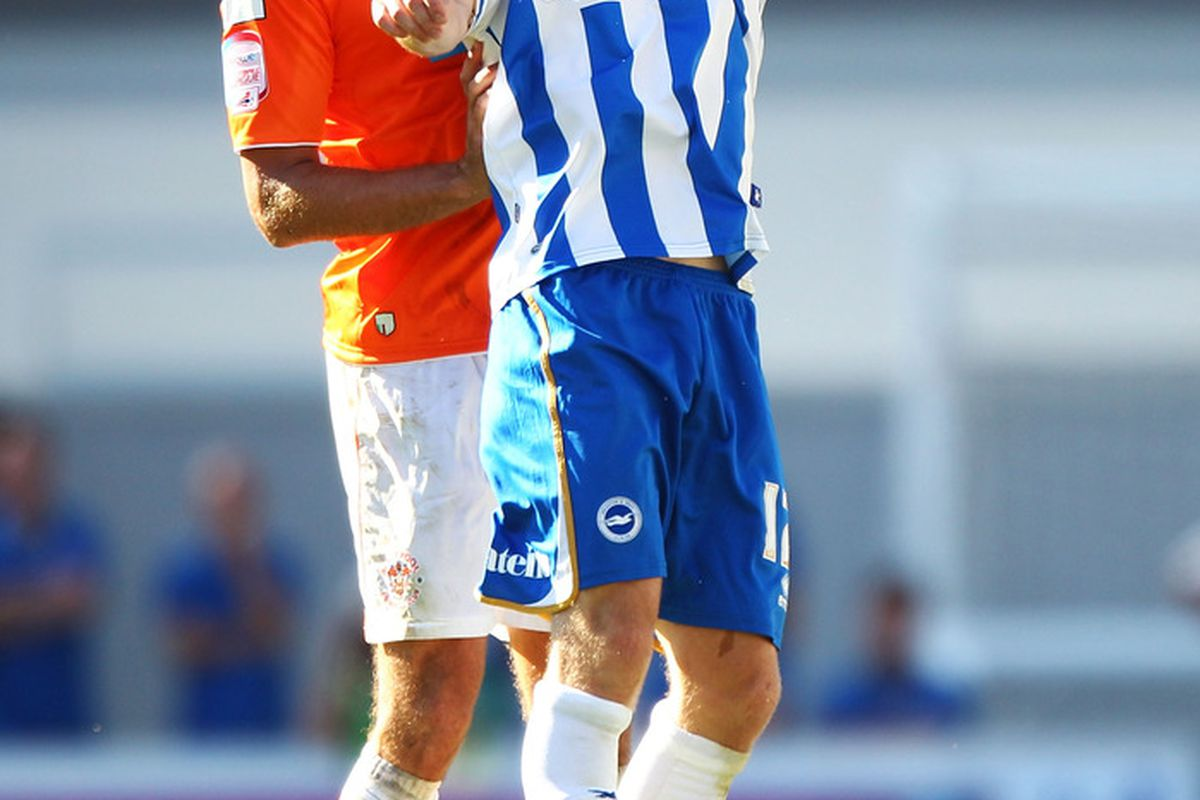 Craig Mackail Smith (R) will be a big danger for us tonight says Scott.