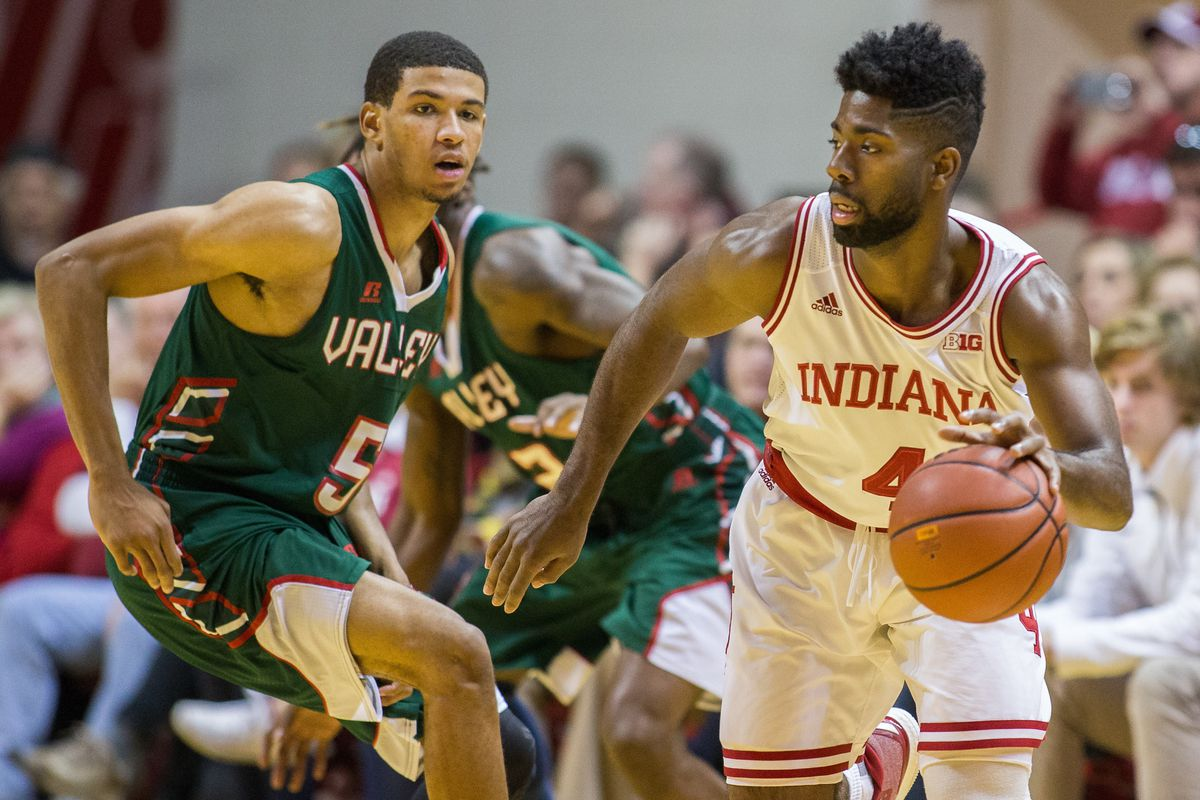 NCAA Basketball: Mississippi Valley State at Indiana