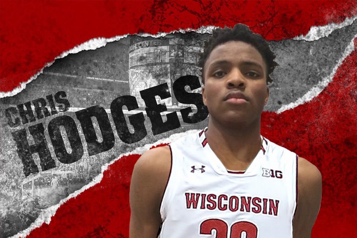 Schaumburg's Chris Hodges commits to Wisconsin