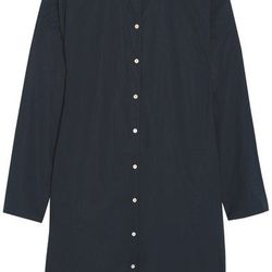 """Acne Studios poplin long-sleeve button-down shirtdress, <a href=""""http://www.shopbird.com/product.php?productid=29626&cat=696&manufacturerid=&page=1"""">$370</a> at Bird"""