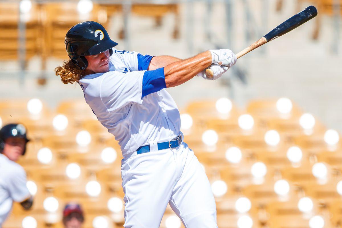 Minor League Baseball: Arizona Fall League-Peoria Javelinas at Glendale Desert Dogs