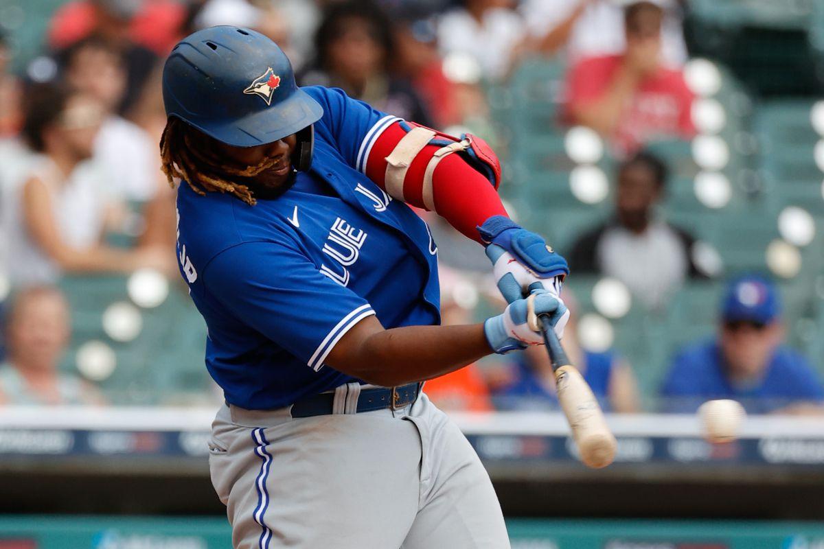 MLB: Toronto Blue Jays at Detroit Tigers
